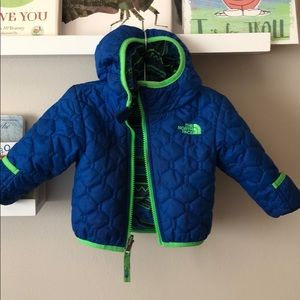 Reversible North Face Winter Jacket